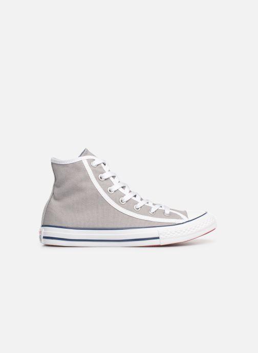 Sneakers Converse Chuck Taylor All Star Hi Gamer Grigio immagine posteriore