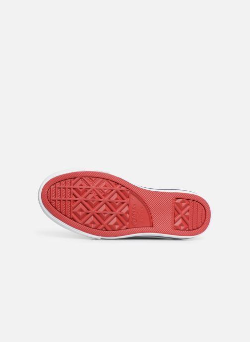 Sneakers Converse Chuck Taylor All Star Hi Gamer Grigio immagine dall'alto
