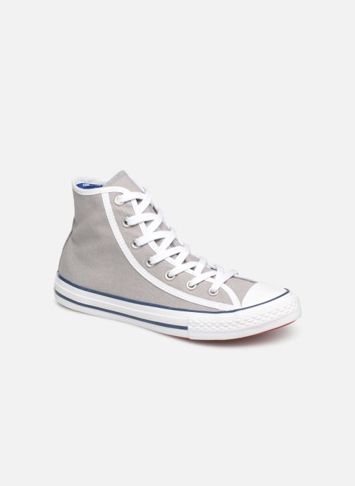 Sneakers Converse Chuck Taylor All Star Hi Gamer Grijs detail
