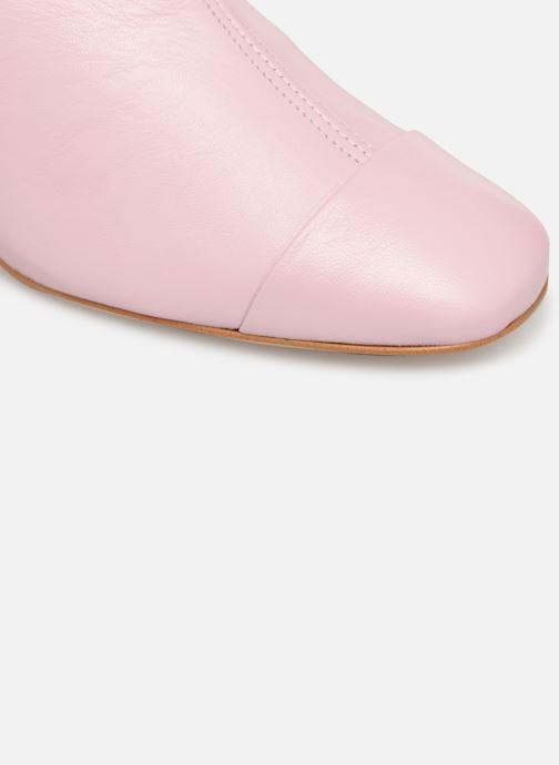 Bottines et boots Made by SARENZA Sport Party Boots #2 Rose vue gauche
