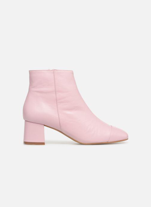 Bottines et boots Made by SARENZA Sport Party Boots #2 Rose vue détail/paire