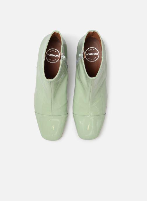 Botines  Made by SARENZA Sport Party Boots #2 Verde vista del modelo