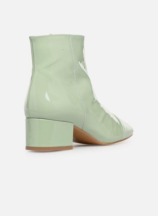 Ankelstøvler Made by SARENZA Sport Party Boots #2 Grøn se forfra