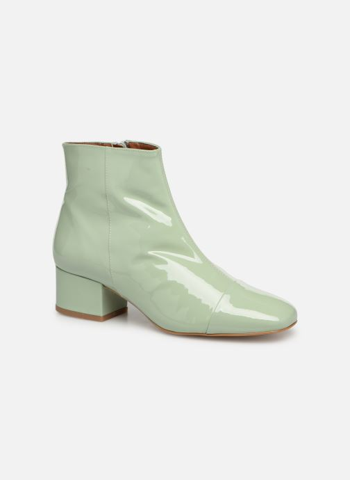 Ankelstøvler Made by SARENZA Sport Party Boots #2 Grøn Se fra højre