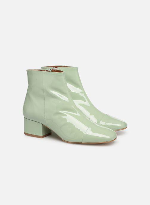 Ankelstøvler Made by SARENZA Sport Party Boots #2 Grøn se bagfra