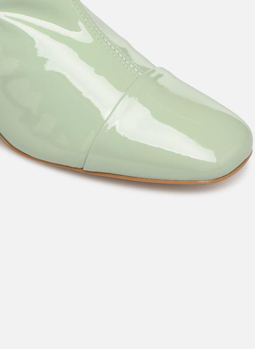 Ankelstøvler Made by SARENZA Sport Party Boots #2 Grøn se fra venstre