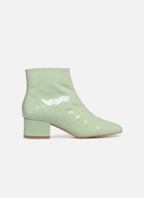Ankelstøvler Made by SARENZA Sport Party Boots #2 Grøn detaljeret billede af skoene