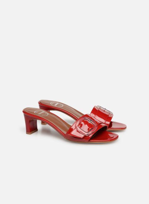 Zoccoli Made by SARENZA Pastel Affair Mules #3 Rosso immagine posteriore