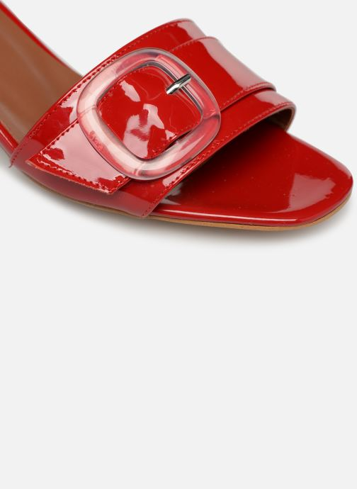 Zoccoli Made by SARENZA Pastel Affair Mules #3 Rosso immagine sinistra