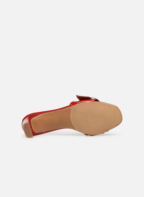 Zoccoli Made by SARENZA Pastel Affair Mules #3 Rosso immagine dall'alto