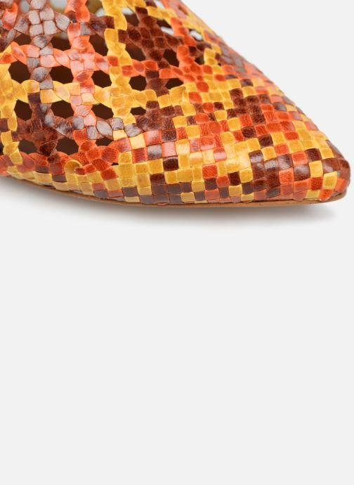 Zuecos Made by SARENZA Riviera Couture Mule #3 Multicolor vista lateral izquierda