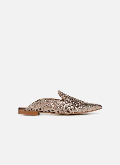 Zoccoli Made by SARENZA Riviera Couture Mule #3 Oro e bronzo vedi dettaglio/paio