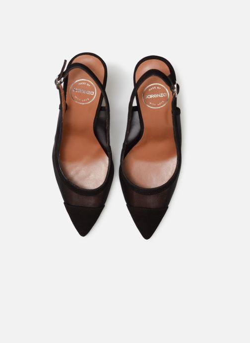 Zapatos de tacón Made by SARENZA Sport Party Escarpins #1 Negro vista del modelo