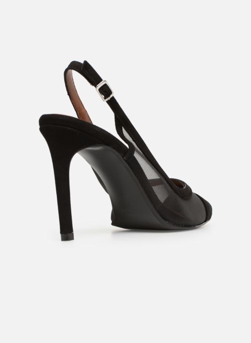 High heels Made by SARENZA Sport Party Escarpins #1 Black front view