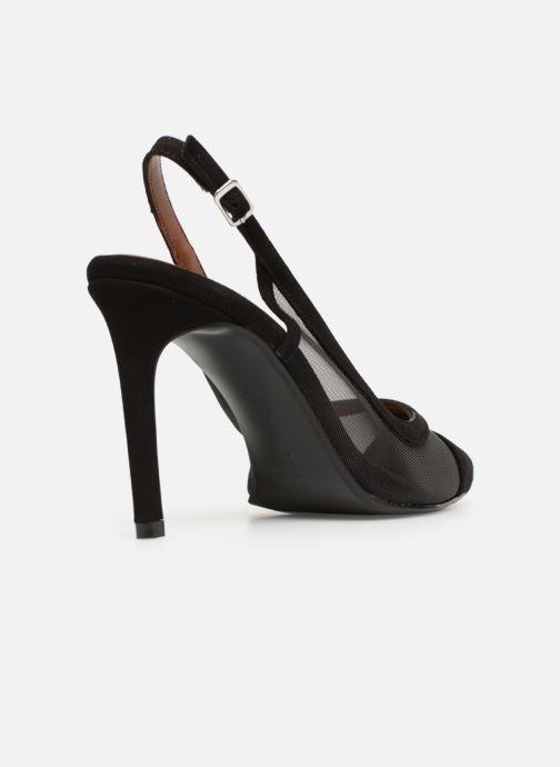 Zapatos de tacón Made by SARENZA Sport Party Escarpins #1 Negro vista de frente