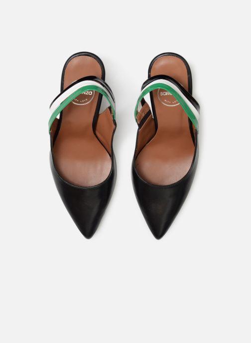 Escarpins Made by SARENZA Sport Party Escarpins #2 Noir vue portées chaussures
