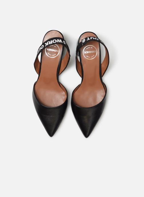 Escarpins Made by SARENZA Sport Party Escarpins #5 Noir vue portées chaussures