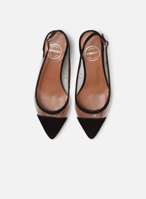 Escarpins Made by SARENZA Pastel Affair Escarpins #7 Noir vue portées chaussures