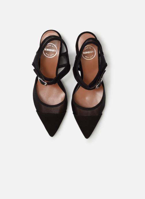 High heels Made by SARENZA Sport Party Escarpins #6 Black model view