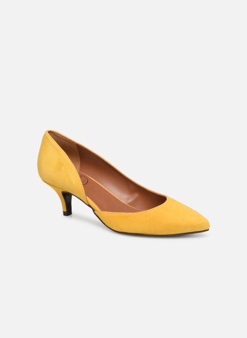 Zapatos de tacón Made by SARENZA Pastel Affair Escarpins #10 Amarillo vista lateral derecha