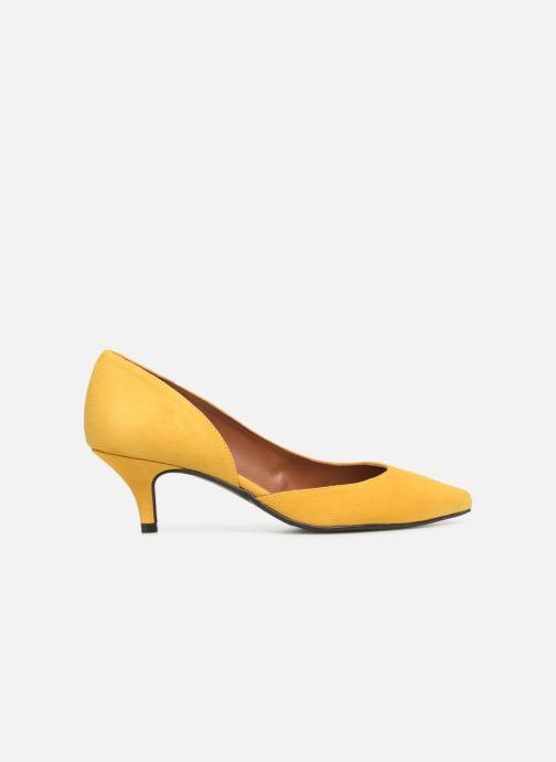Zapatos de tacón Made by SARENZA Pastel Affair Escarpins #10 Amarillo vista de detalle / par