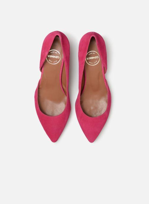 Zapatos de tacón Made by SARENZA Pastel Affair Escarpins #10 Rosa vista del modelo