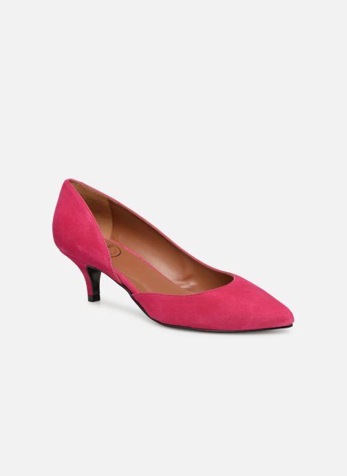 Zapatos de tacón Made by SARENZA Pastel Affair Escarpins #10 Rosa vista lateral derecha