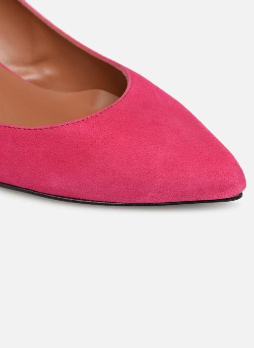 Zapatos de tacón Made by SARENZA Pastel Affair Escarpins #10 Rosa vista lateral izquierda