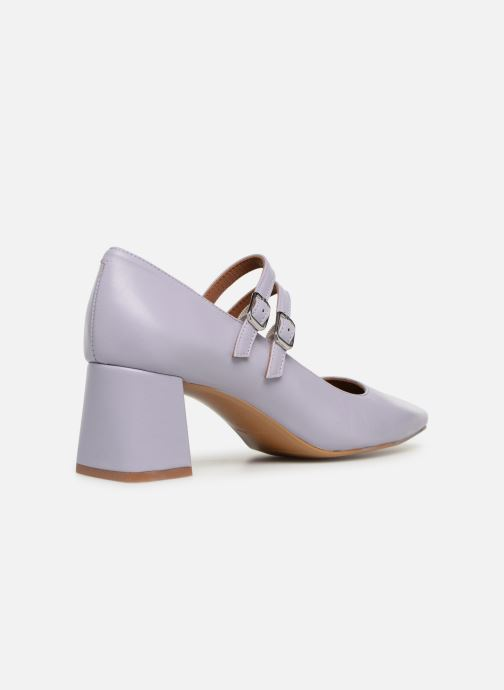 Zapatos de tacón Made by SARENZA Pastel Affair Escarpins #11 Violeta      vista de frente
