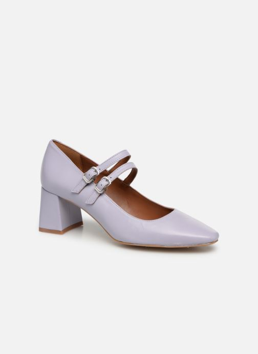 Zapatos de tacón Made by SARENZA Pastel Affair Escarpins #11 Violeta      vista lateral derecha