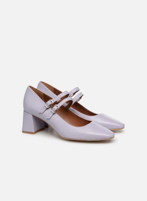 Zapatos de tacón Made by SARENZA Pastel Affair Escarpins #11 Violeta      vistra trasera