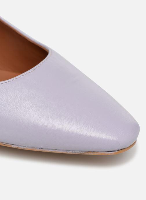 Zapatos de tacón Made by SARENZA Pastel Affair Escarpins #11 Violeta      vista lateral izquierda