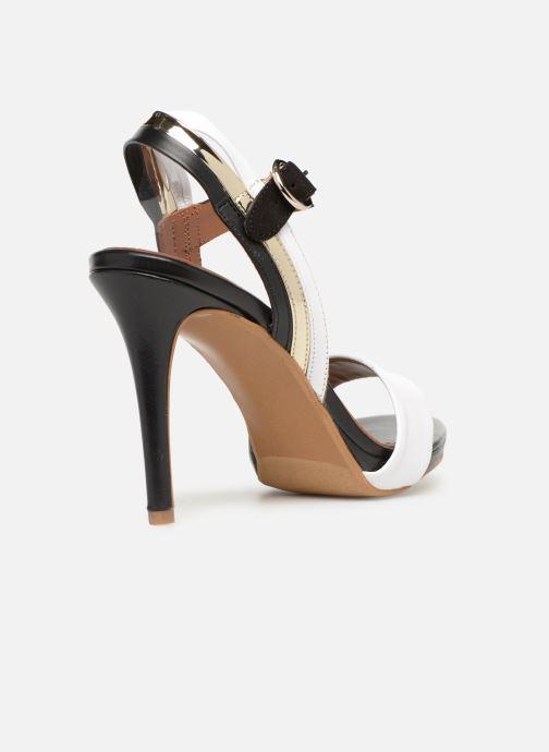 Sandales et nu-pieds Made by SARENZA Sport Party Sandales à Talons #7 Blanc vue face