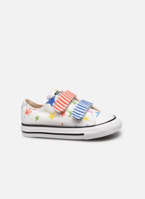 Sneakers Converse Chuck Taylor All Star 2V Ox Noe & Zoe Wit achterkant