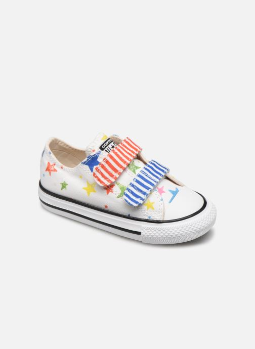 Sneakers Converse Chuck Taylor All Star 2V Ox Noe & Zoe Wit detail