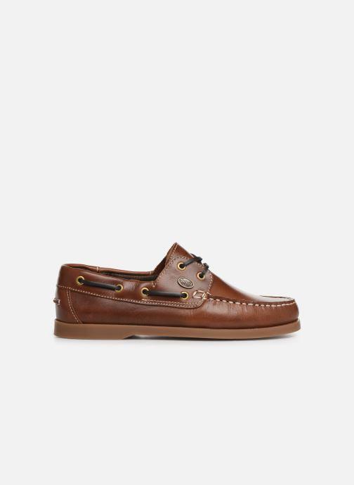 Chaussures à lacets Dockers François Marron vue derrière