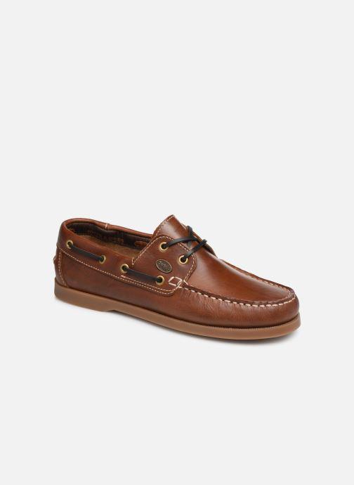 Chaussures à lacets Dockers François Marron vue détail/paire