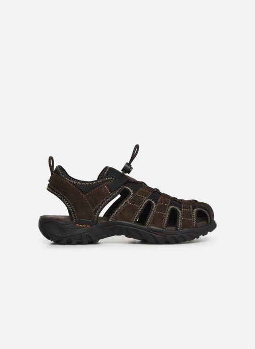 Sandali e scarpe aperte Dockers Frédéric Marrone immagine posteriore