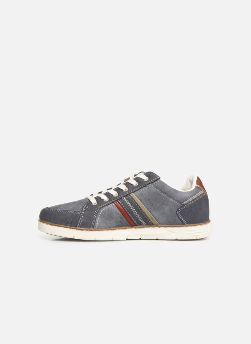 Trainers Dockers Edgar Blue front view