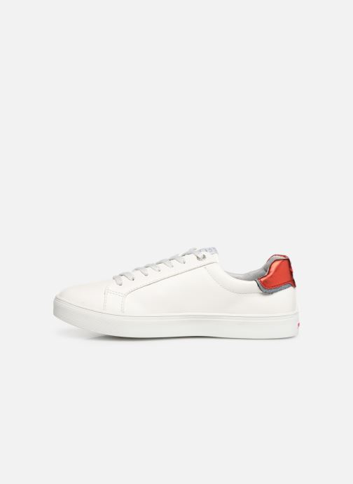 Sneakers Dockers Clothilde Wit voorkant
