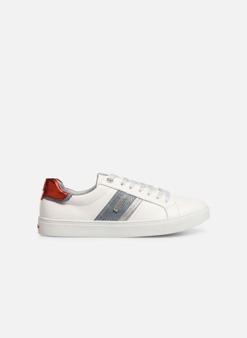 Sneakers Dockers Clothilde Wit achterkant