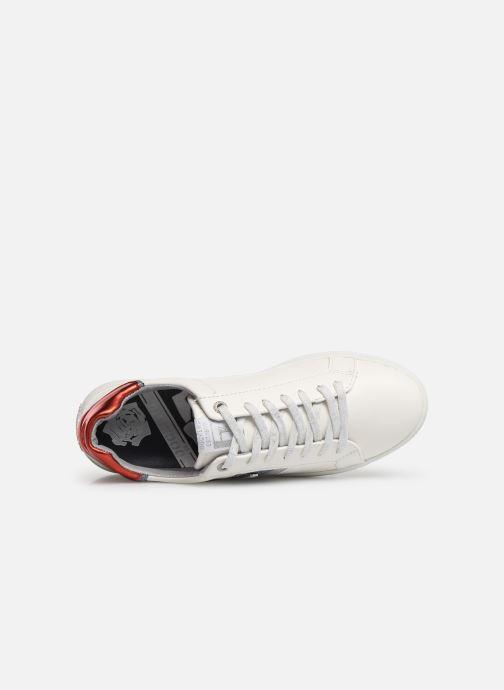 Sneakers Dockers Clothilde Wit links