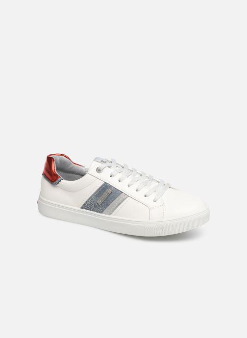 Sneakers Dockers Clothilde Wit detail