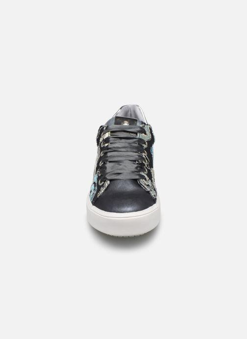 Baskets Dockers Angèle Multicolore vue portées chaussures