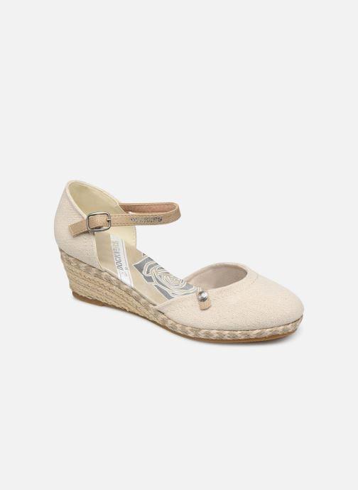 Sandales et nu-pieds Dockers Elise Beige vue détail/paire