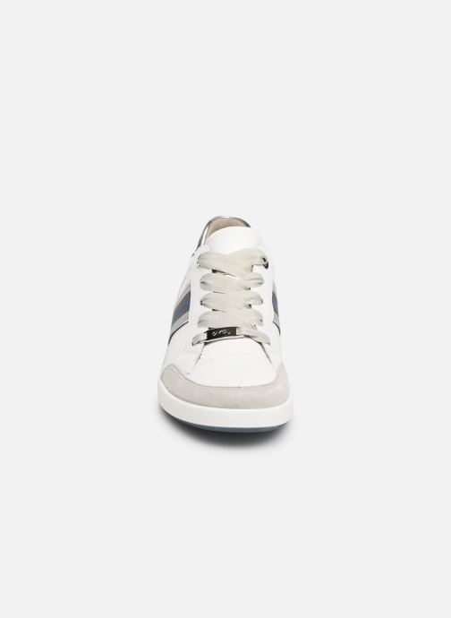 Baskets Ara Lazio 33354 Gris vue portées chaussures