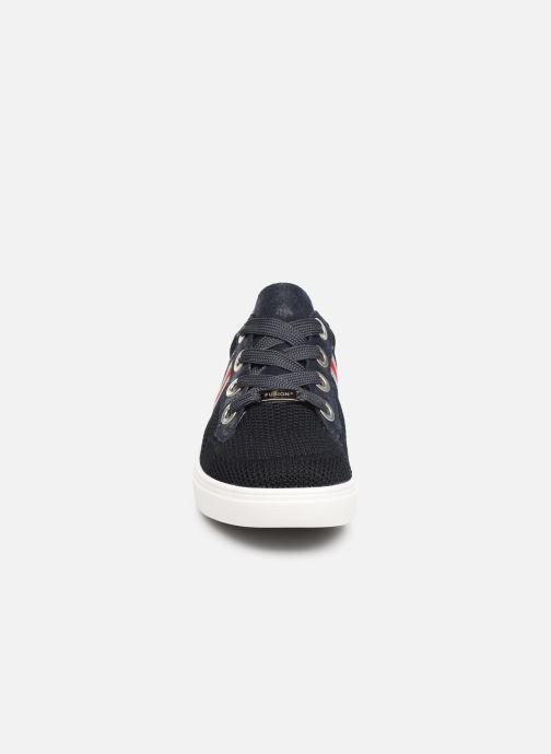 Sneaker Ara New York 14512 blau schuhe getragen