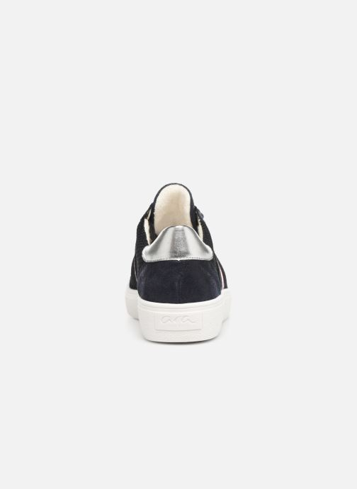 Sneakers Ara New York 14512 Blauw rechts
