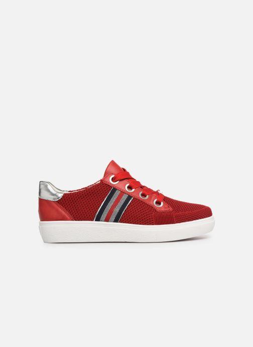 Sneakers Ara New York 14512 Röd bild från baksidan