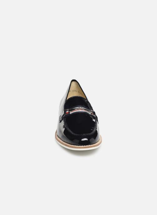 Mocassins Ara Kent 31238 Bleu vue portées chaussures